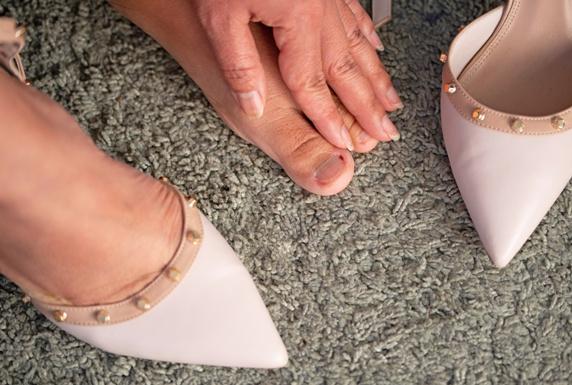 tight shoes and ingrown toenail