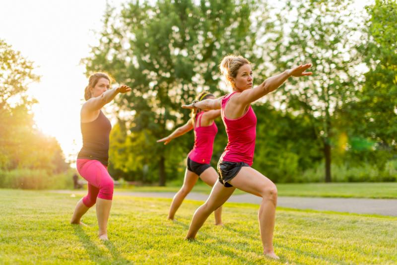 Exercise in Richardson