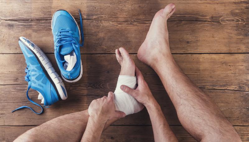 Strengthen Ankles