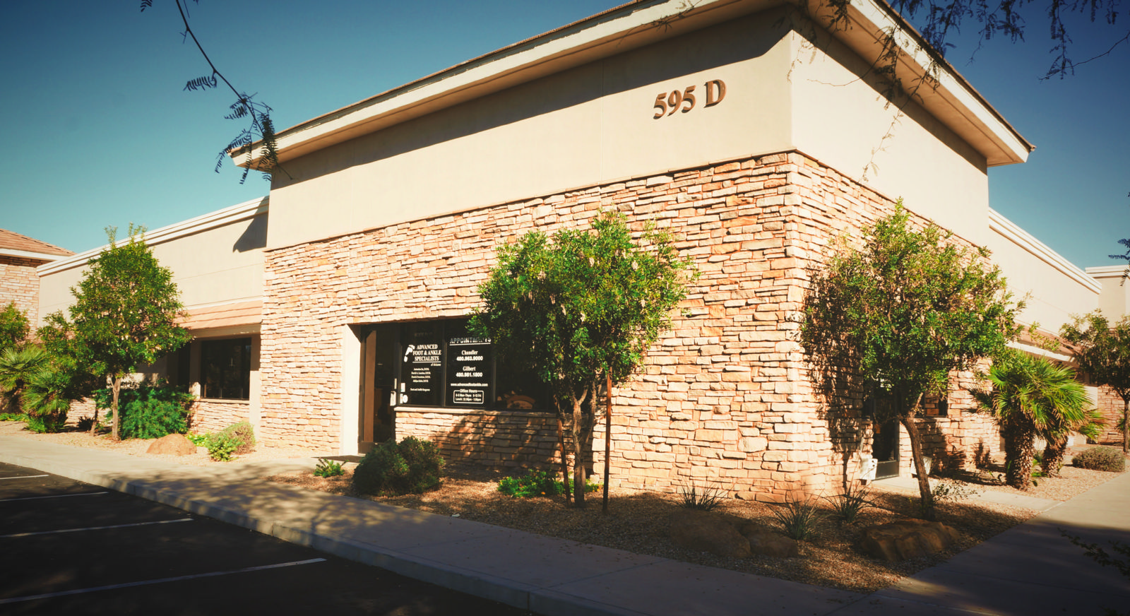 Our Chandler office