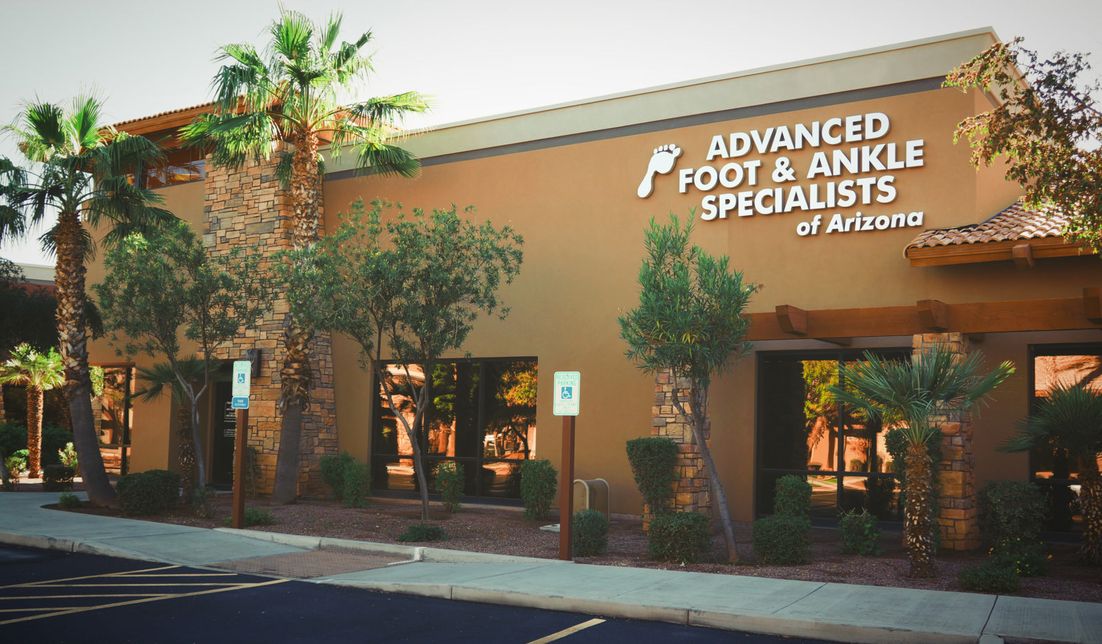 Our Gilbert location