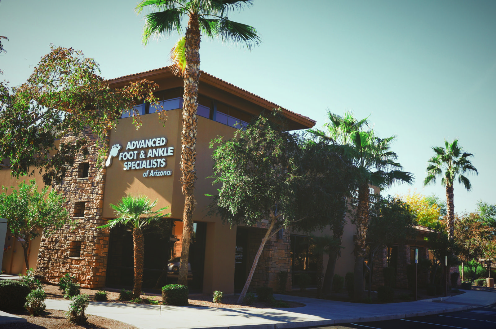 Our Gilbert office