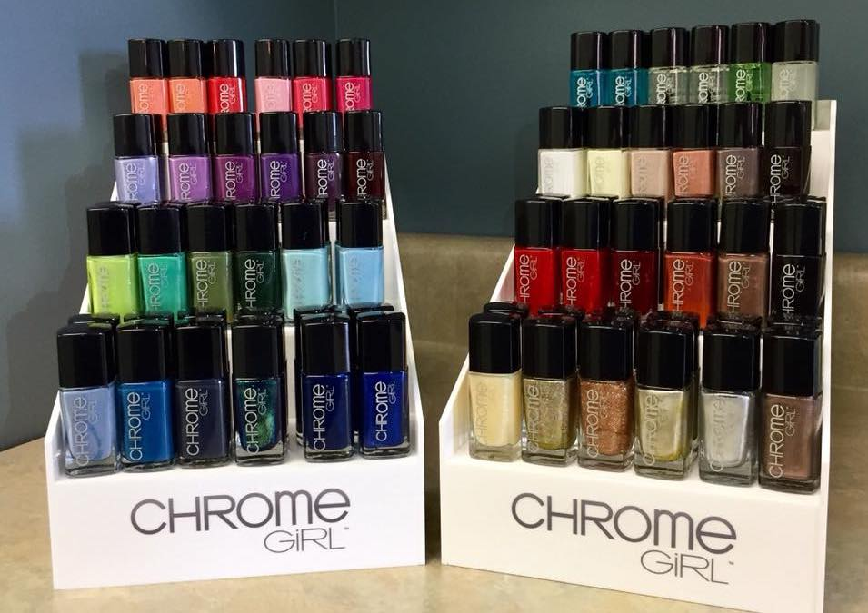 Chrome Girls Nail Polish