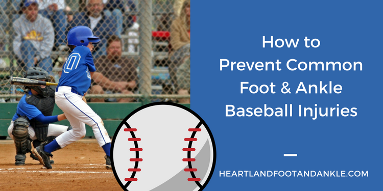 Baseball Foot Injuries