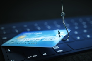 Credit Card on a Hook From an Identity Thief Cardoza Law Corporation.
