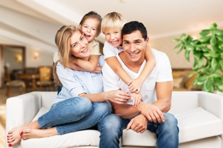 A Family With Young Kids Cardoza Law Corporation