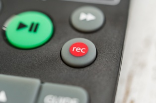 Record Button Used to Record Phone Conversations Cardoza Law Corporation