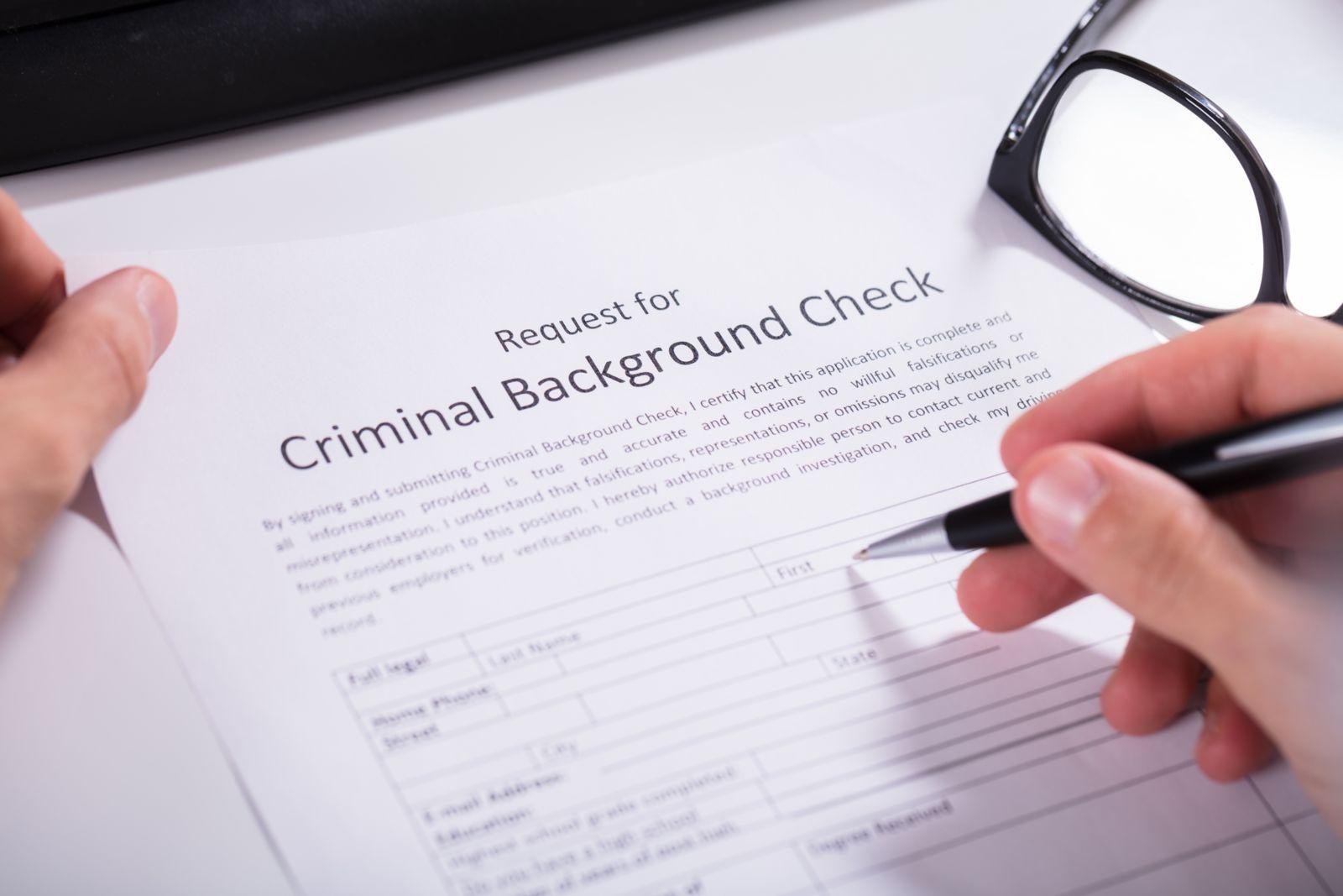 Cardozalaw Corp BG Checks