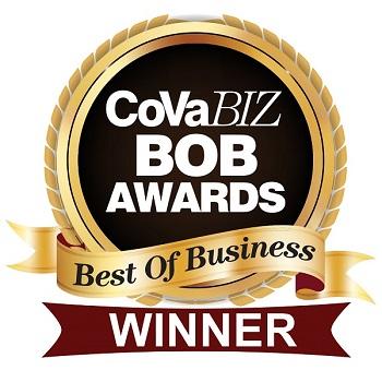 Best of Business Winner award
