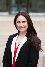 Elizabeth Dlouhy, Practice Development Coordinator for Kaufman Law