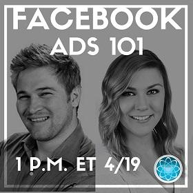 Foster Web Marketing Facebook Ads 101