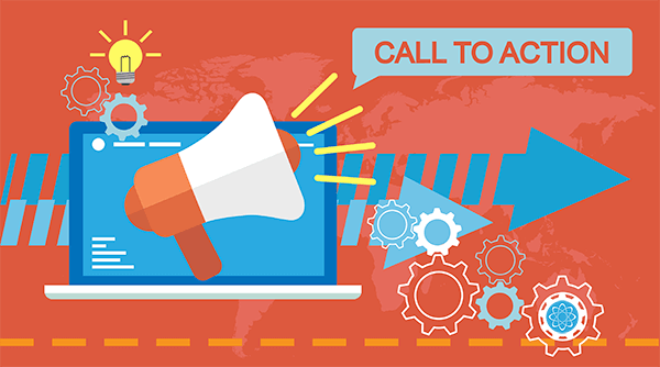 Web Marketing Calls to Action