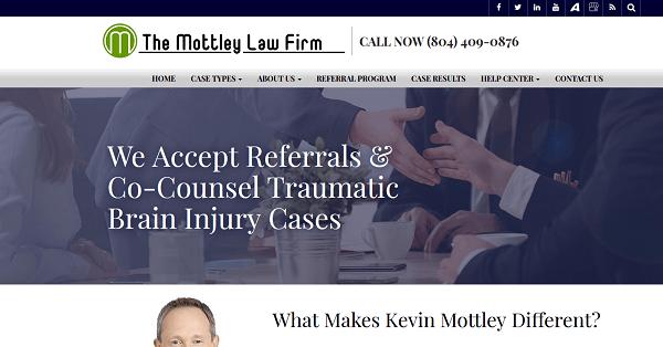 Attorney Kevin Mottley Referral Program