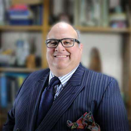 Photo of Antonio Gastelum of MEG International Law