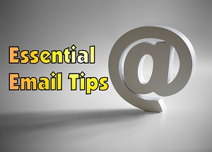 Essential Email Tips From Foster Web Marketing
