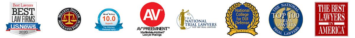 Law Firm Website Design Badges