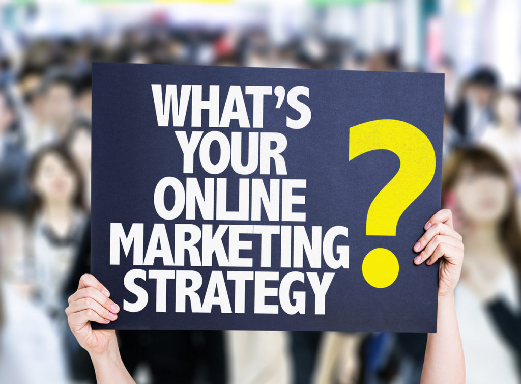 What's Your Online Marketing Strategy for the New Year?
