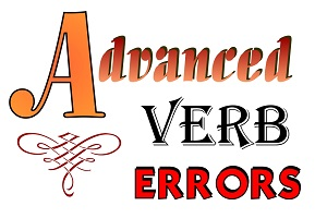 Advanced Verb Errors