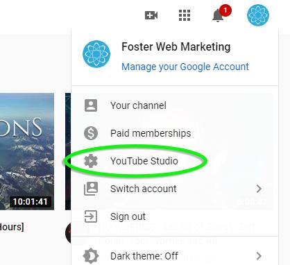 YouTube Video Edit
