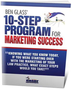The 10-Step Program for Marketing Success