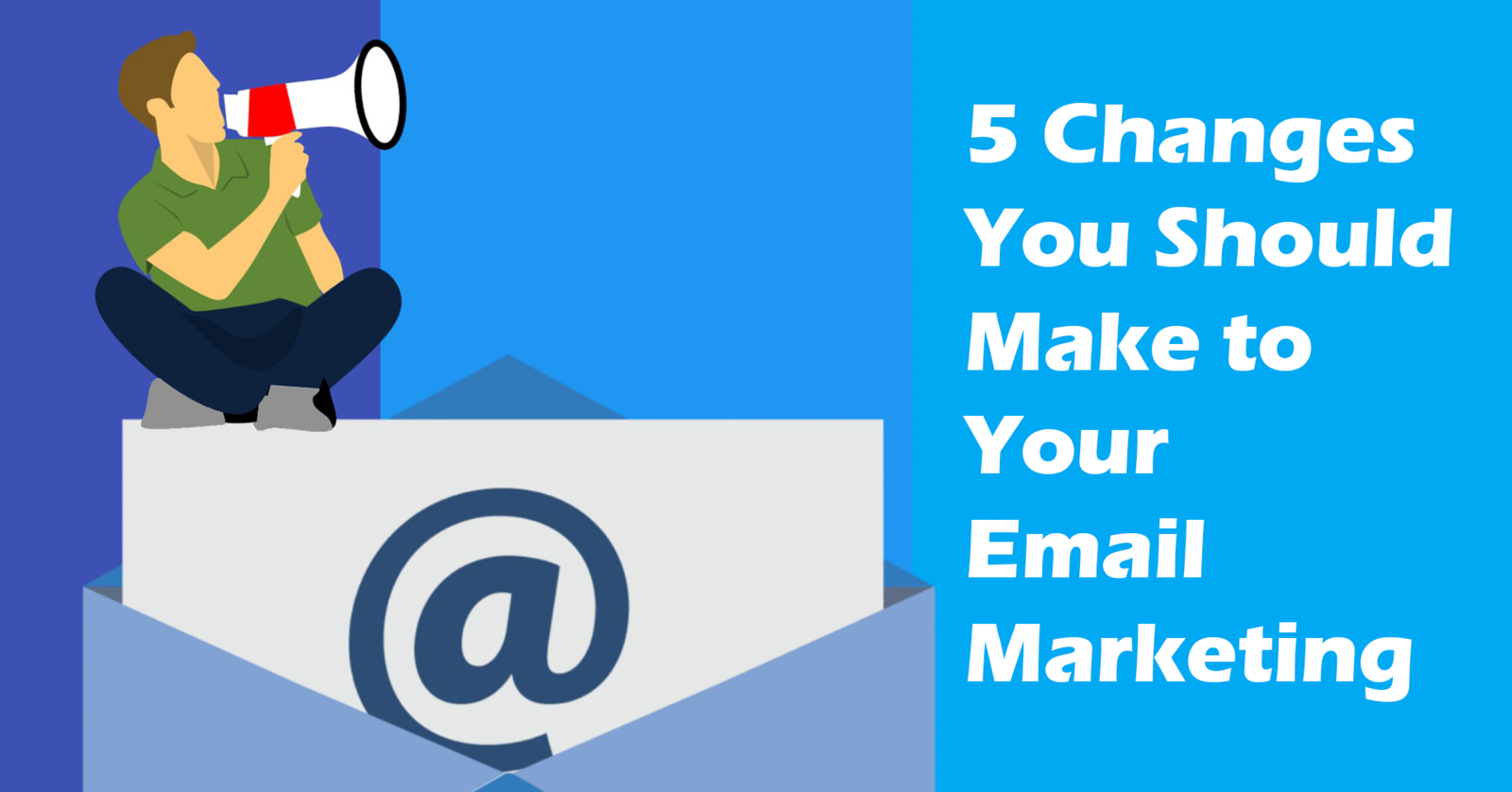 Here's how you can improve your email marketing with a few simple steps.