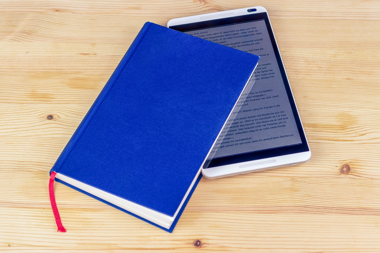 How a book or report can improve your law firm's website.