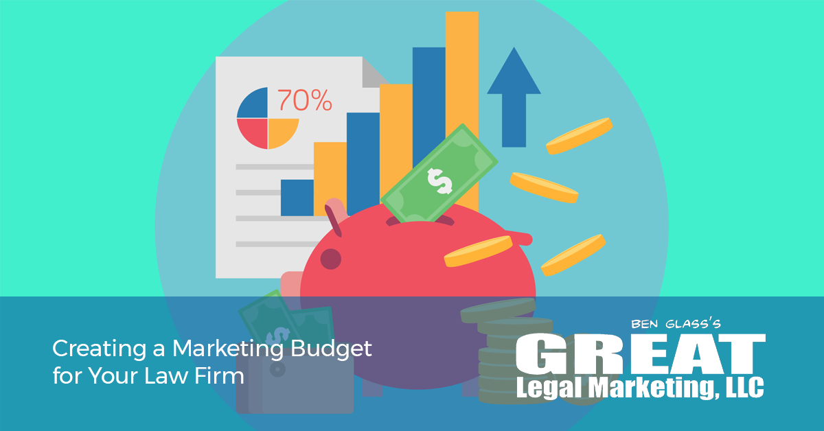Creating a Marketing Budget for Your Law Firm