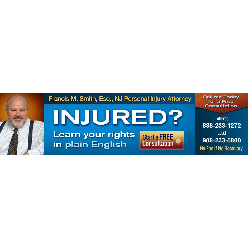 Francis M. Smith | Personal Injury | New Jersey