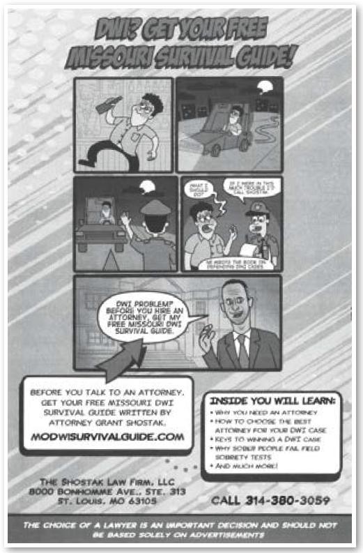 Best Attorney Ad #1