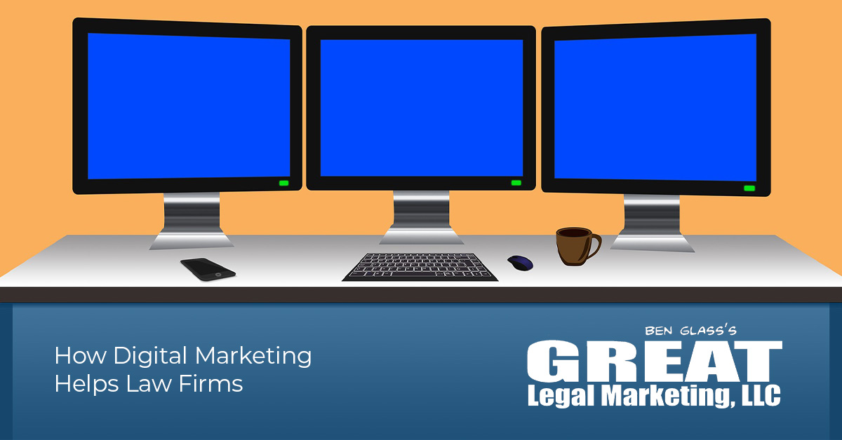 How Digital Marketing Helps Law Firms