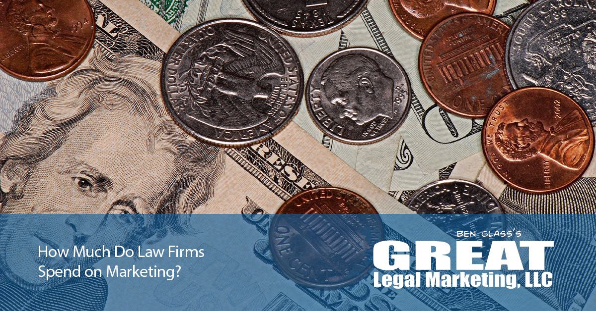 How Much Do Law Firms Spend on Marketing