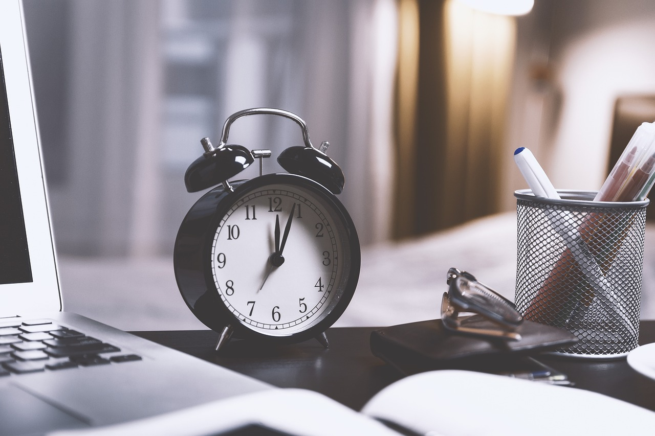 How are you using your time while running your law firm?