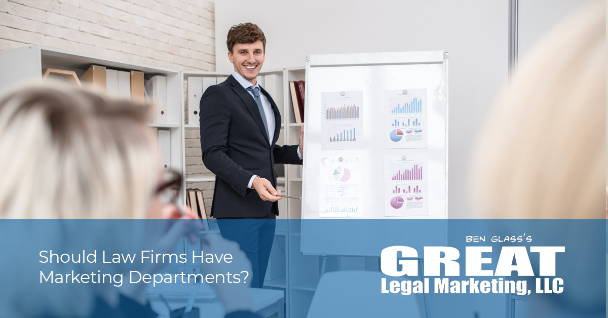 Should your law firm have a full-time marketing employee?