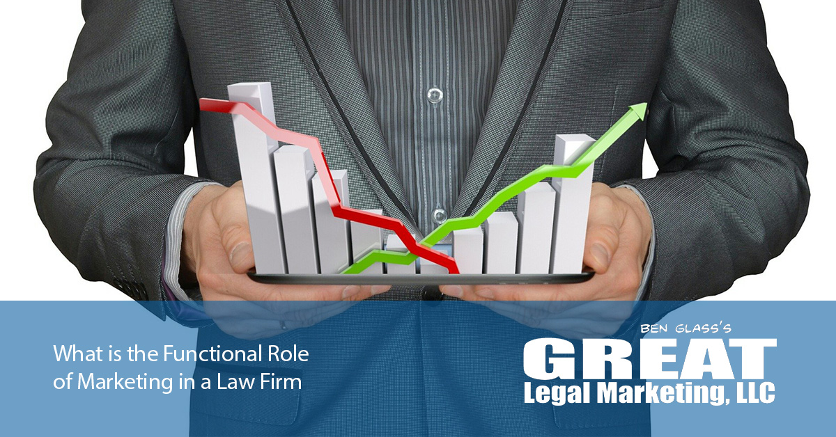 What is the Functional Role of Marketing in a Law Firm