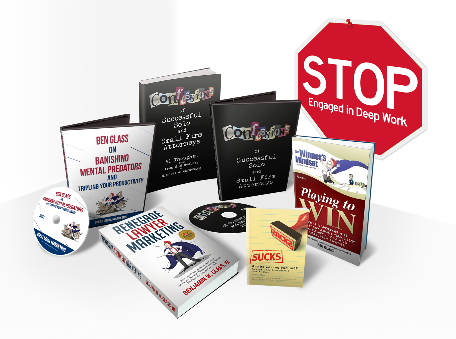 Get Your Marketing Breakthrough Kit from Great Legal Marketing
