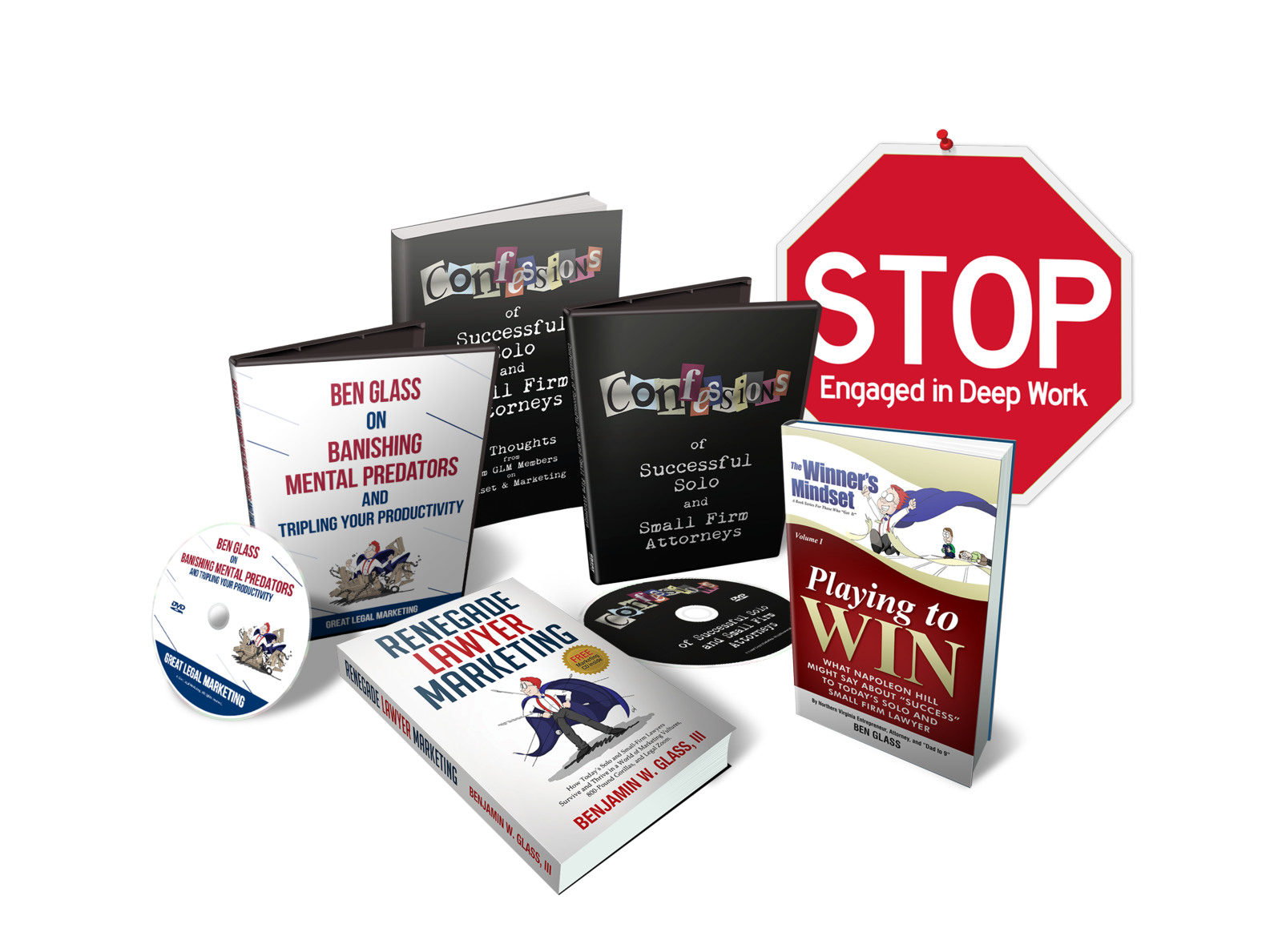 Request Your Marketing Breakthrough Kit Today!