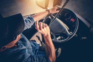 Truckers charged with a DUI