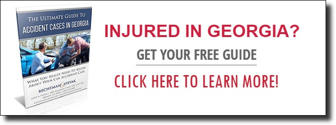 Free guide for car accident victims in Georgia