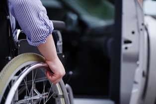Permanent disability following a car accident