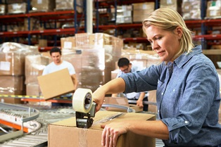 Amazon seasonal employees injury recovery with workers' comp