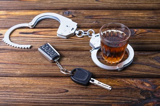difference between civil vs criminal drunk driving cases