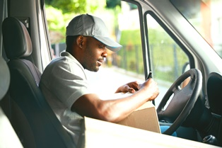 Causes of delivery driver injuries and options for workers' comp