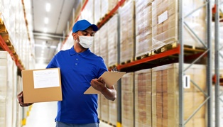 Warehouse employees face workers' comp hurdles during the COVID-19 pandemic