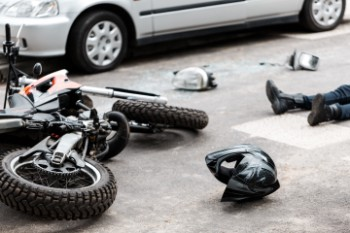 contact a motorcycle crash lawyer