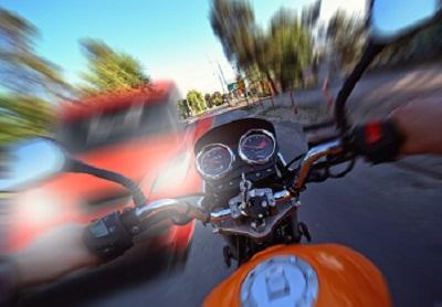 Common types motorcycle crash injuries