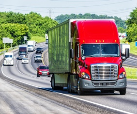 Legal assistance for large truck accidents in MA
