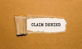 Workers' Compensation Claim Denied Paperwork