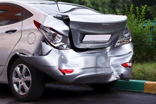 Car Wreck That Caused Serious Injury Due to Negligence