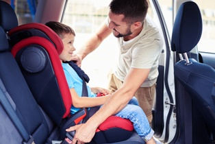 Car Seat Requirements for Children in Wilmington Delaware
