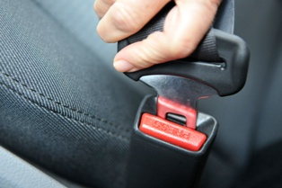 Seat Belts and Compensation After a Car Wreck